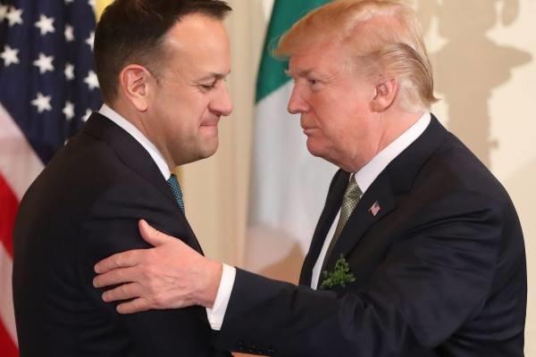 سفر دونالد ترامپ به ایرلند لغو شد
