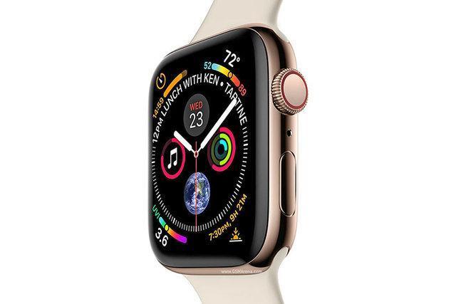 ثبت نوار قلب کاربران توسط نسل جدید ساعت های هوشمند اپل