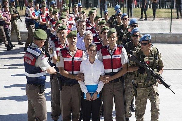 60 مظنون به ارتباط با کودتای سال 2016 ترکیه بازداشت شدند