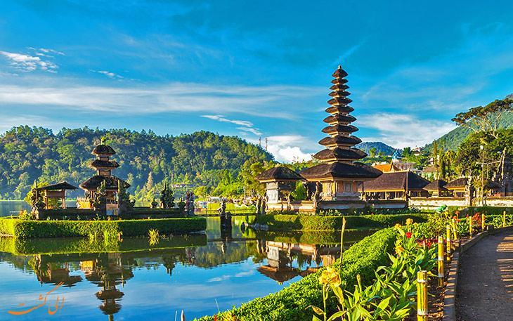 آشنایی با حمل و نقل فرودگاه بالی اندونزی