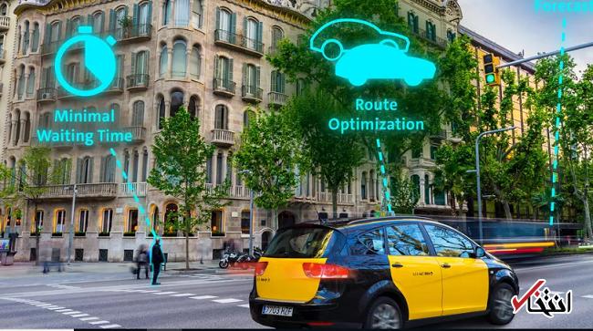 محسابات کوانتومی به کمک فولکس واگن می آید ، طرحی برای تحول سیستم حمل و نقل شهری و خودران