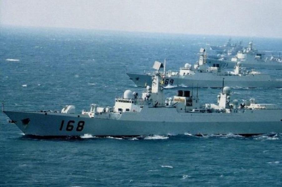 رزمایش دریایی چین با 15 کشور خارجی برگزار می گردد