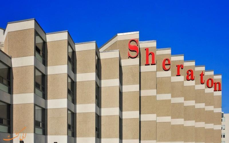 معرفی هتل 4 ستاره شرایتون ایرپورت مونترال کانادا