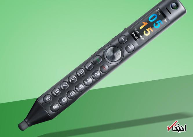 با این قلم هوشمند نیازی به تلفن همراه ندارید ، از دوربین حرفه ای تا ضبط صدا و تصویر
