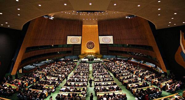 ایران هشدار داد ، پاسخ به اظهارات نماینده آمریکا در شورای امنیت