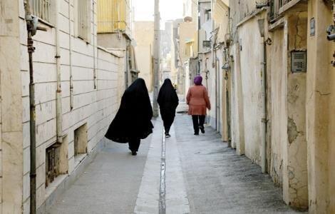 زنان و محله های امن و ناامن