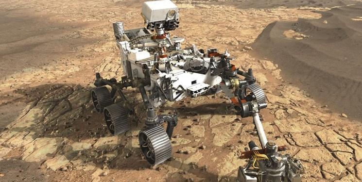 آزمایش مریخ نورد ناسا در ایسلند