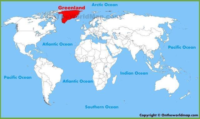 ترامپ می خواهد گرینلند را از دانمارک بخرد