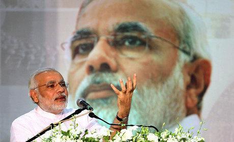 سفر نخست وزیر هند به پاریس