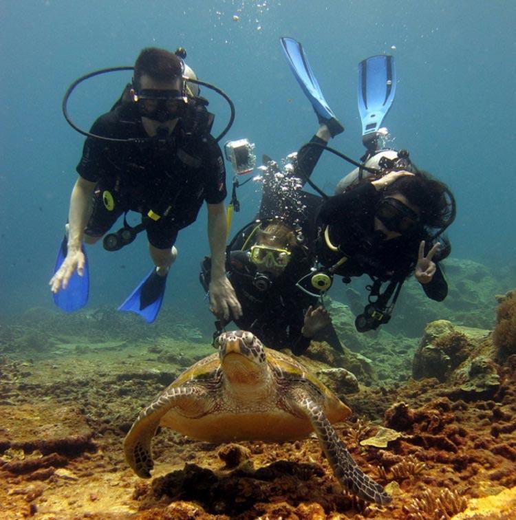 راهنمای سفر به جزایر پرهنتیان مالزی