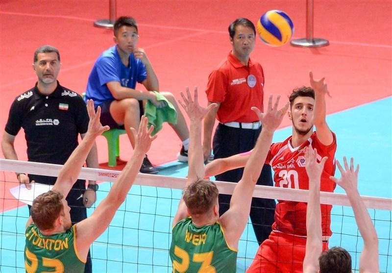 جام کنفدراسیون والیبال آسیا، ایران با غلبه بر ویتنام راهی نیمه نهایی شد