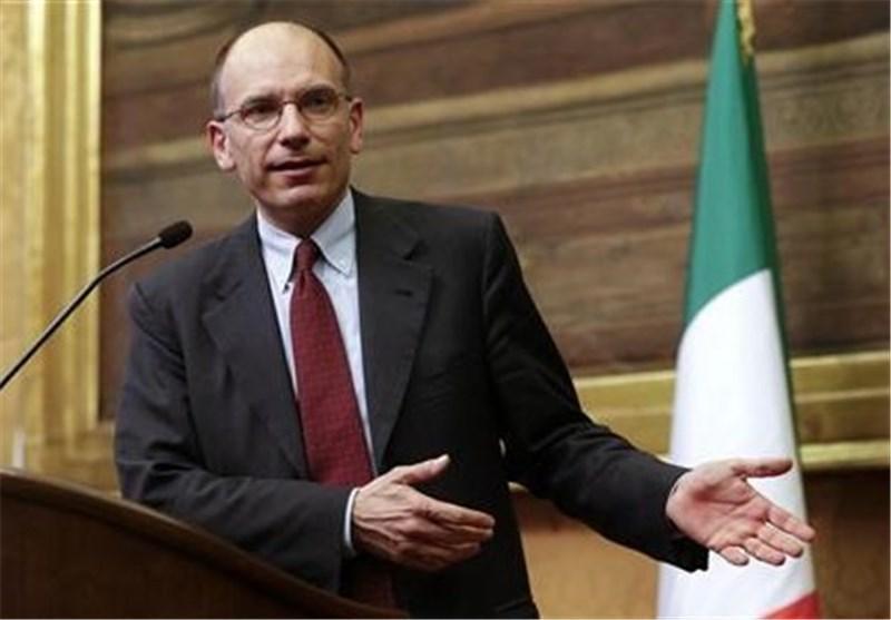 قول نخست وزیر ایتالیا برای اجرای بسته اصلاحات مالی