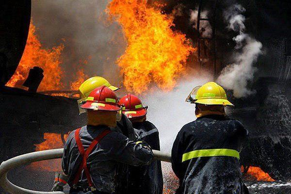 19 کشته در پی آتش سوزی یک کارخانه در چین