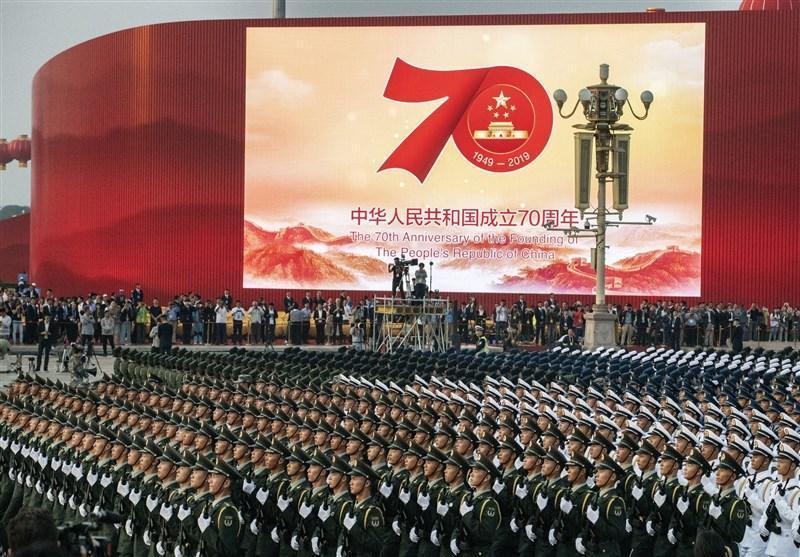 گزارش، جمهوری خلق چین و رژه ای با چاشنی موشک و هشدار