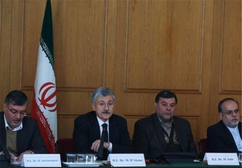 اتحادیه اروپا به توافق ژنو عمل خواهد نمود، تحریم های اروپا از ژانویه برطرف می گردد