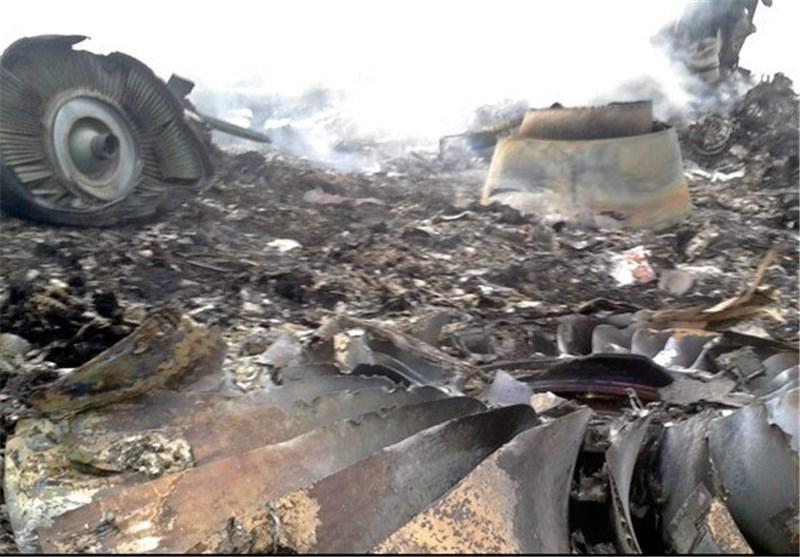سقوط یک بوئینگ مالزیایی دیگر بر فراز اوکراین با 295 مسافر، تمامی سرنشین ها کشته شدند