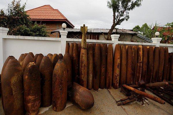 انفجار بمب زمان جنگ در ویتنام 6 کشته برجا گذاشت