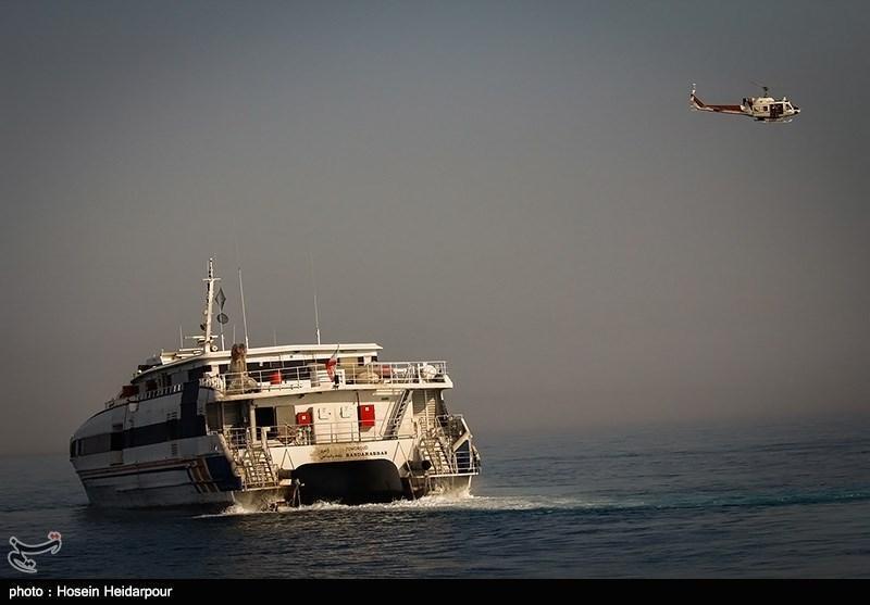 خط کشتیرانی قشم-عمان راه اندازی شد