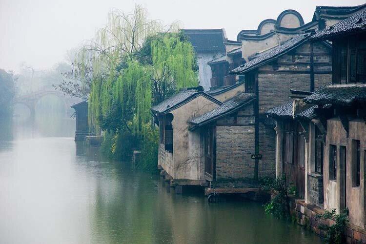 شهر آبی باستانی چینی ها اولین شهر 5G شد