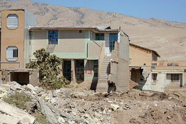3200 خانه سیل زده در لرستان بازسازی شد