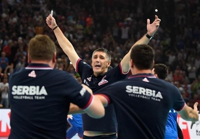 کواچ: قهرمانی المپیک و اروپا برایم کافی نیست، به کار خودم اعتقاد دارم