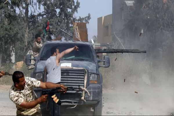 ارتش ملی لیبی به ترکیه هشدار داد