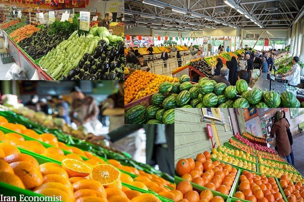 هرکیلو میوه دستچین در غرفه های تره بار چند قیمت است؟