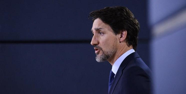نخست وزیر کانادا قرنطینه شد