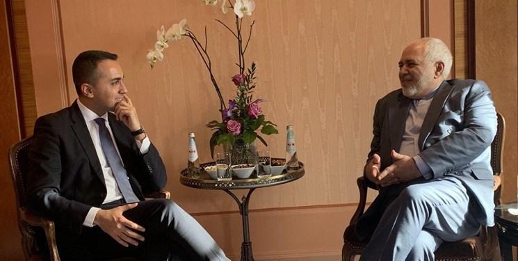 گفتگوی وزرای خارجه ایران و ایتالیا در مونیخ