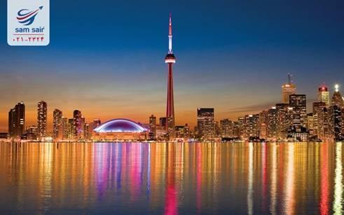 با این مدارک ساده ویزای کانادا دریافت کنید..