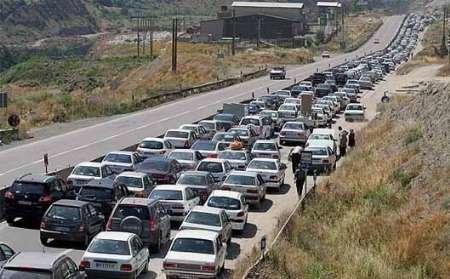 محدودیت های تردد جاده ای در آخر هفته