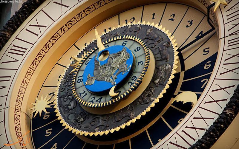 همه چیز درباره سیستم پیچیده ساعت نجومی در باتومی!