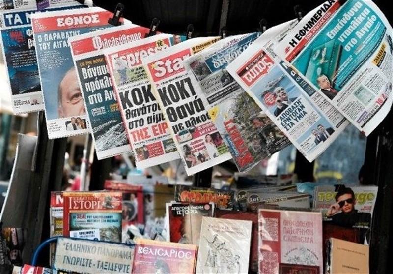 نشریات ترکیه در یک نگاه، روسیه به آمریکا ماسک فرستاد، 60درصد از مبتلایان در استانبول