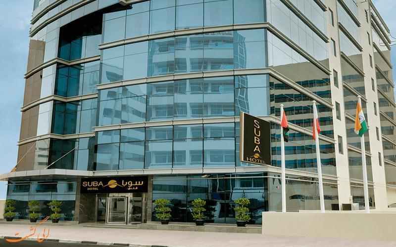 هتل های برتر تجاری دبی