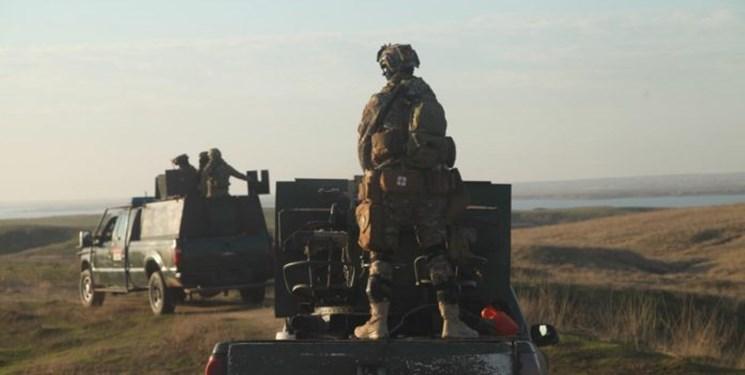 شروع عملیات نظامی گسترده علیه بقایای داعش در غرب استان دیالی