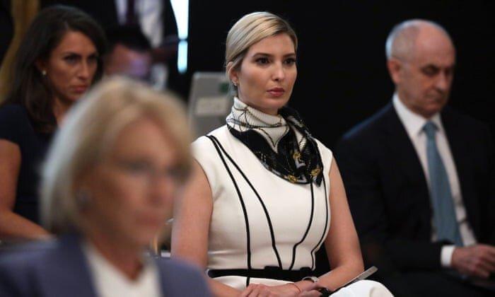خشم دختر ترامپ از لغو برنامه سخنرانی مجازی در دانشگاه کانزاس