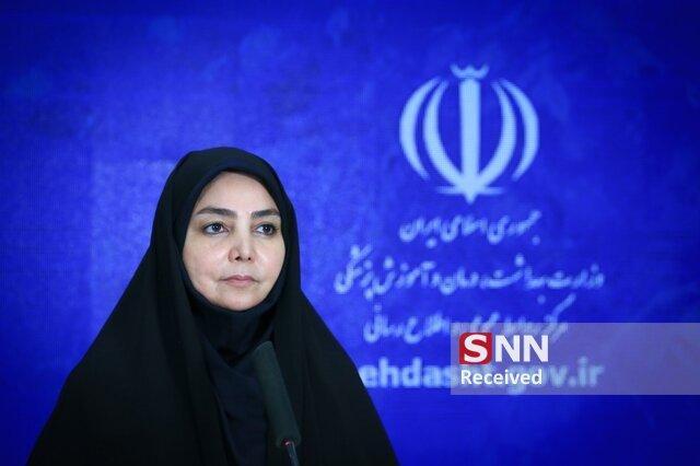 آخرین آمار از کووید 19 در ایران، فوت 115 بیمار و ابتلای 2322 مورد جدید