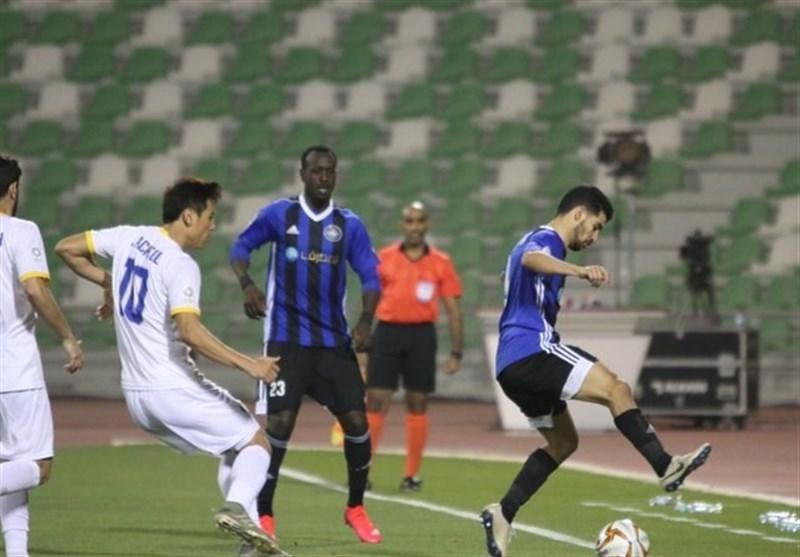لیگ ستارگان قطر، پیروزی تیم انصاری فرد برابر یاران پورعلی گنجی