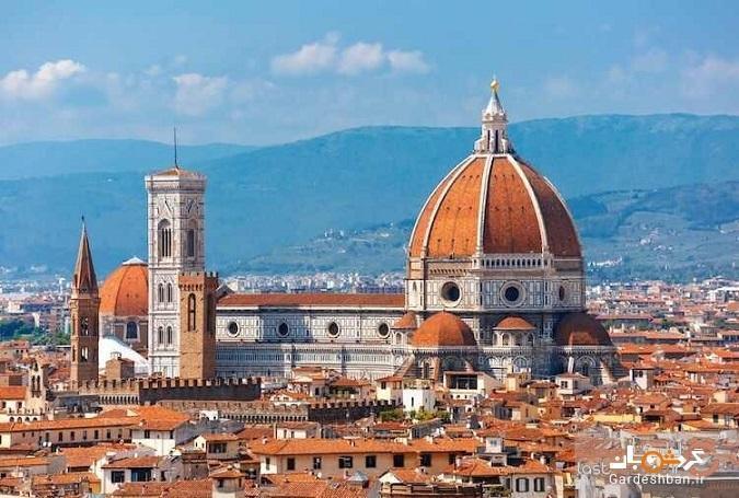 کلیسای جامع فلورانس پس از قرن ها به یک شاهکار معماری تبدیل شد!