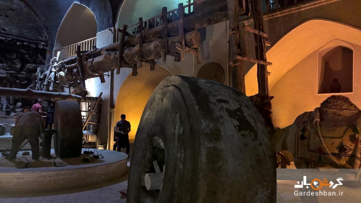 کوچکترین موزه در کدام استان است؟، گشت و گذار در عصارخانه قدیمی