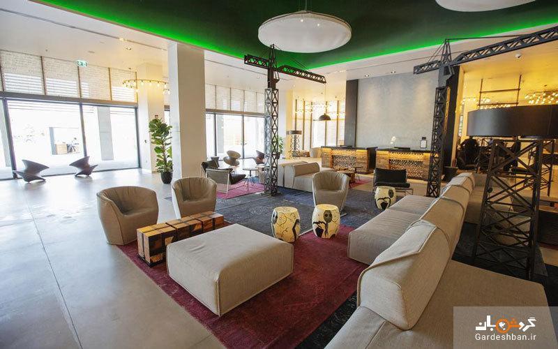 زعبیل هاوس؛هتلی زیبا با دکوراسیون شیک در دبی، تصاویر