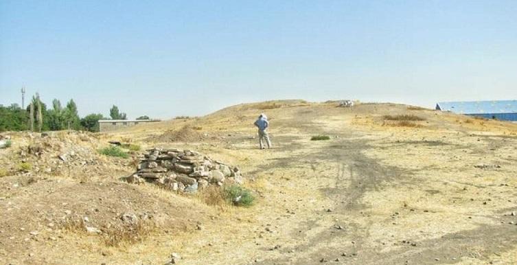 سکونتگاهی مربوط به قرون میانی اسلام در قزوین کشف شد