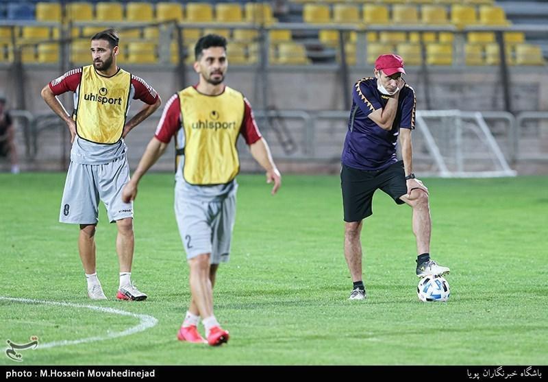 عربشاهی: گل محمدی اگر تصمیم به رفتن داشت چرا به باشگاه لیست داد؟، پرسپولیس بازیکنانی عظیم تر از ترابی دارد