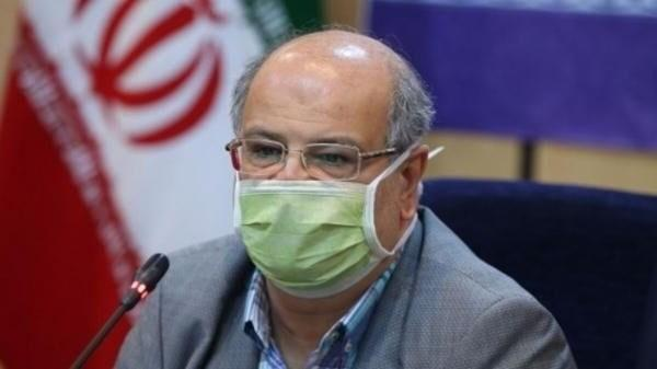 پیش بینی کاهش کرونا در تهران طی 10 روز آینده