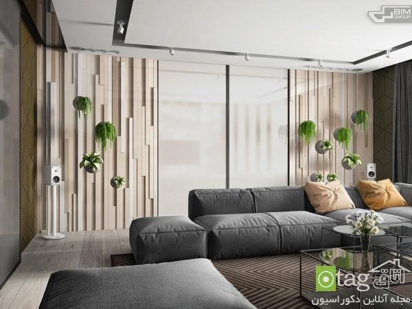 استفاده از عناصر طبیعی و گل و گیاه در دکوراسیون منزل