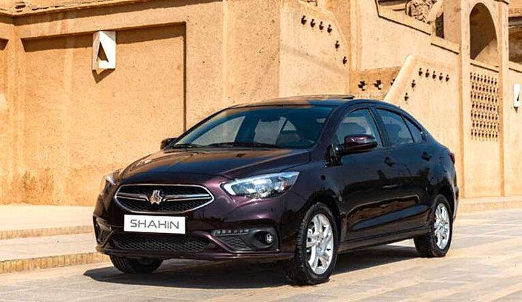 شروع فراوری خودروی جدید شاهین زودتر از موعد در سایپا