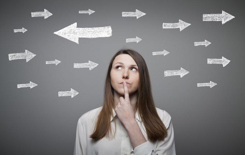 8 قاعده برای تصمیم گیری درست در دوراهی ها و موقعیت های سخت