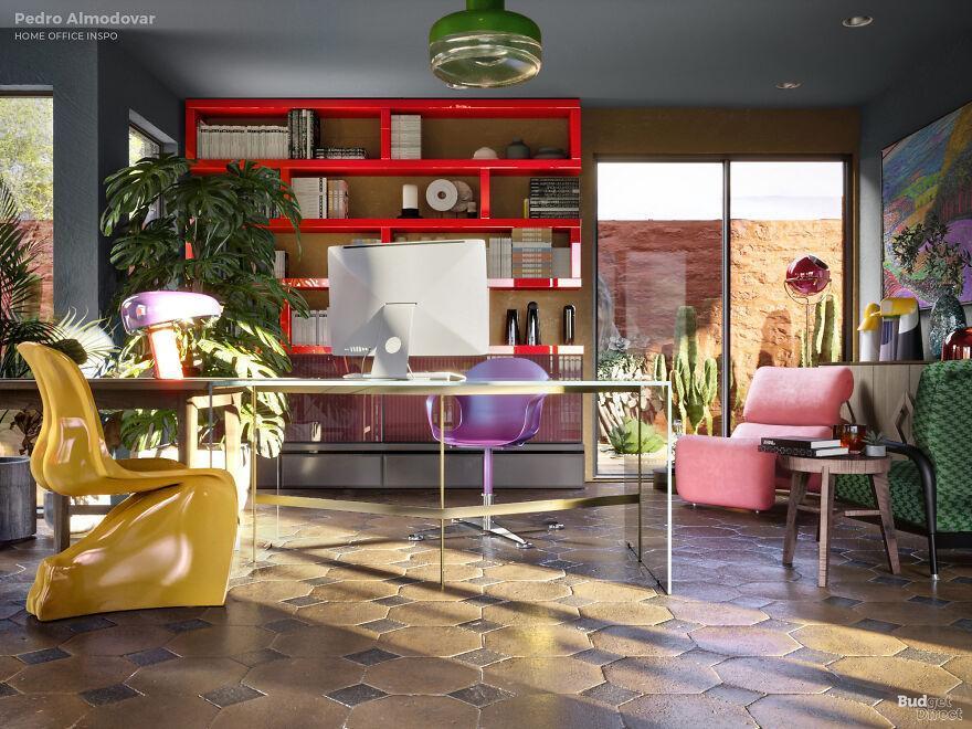 اگر کارگردان های عظیم سینما، دفترهای خانگی طراحی می کردند &hellip