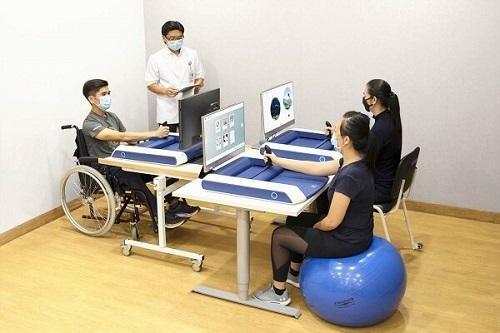 توانبخشی بعد از سکته مغزی با دستگاه رباتیک خانگی امکانپذیر شد