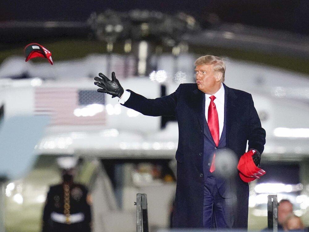 نتایج انتخابات زودهنگام درباره بایدن و ترامپ چه می گوید؟